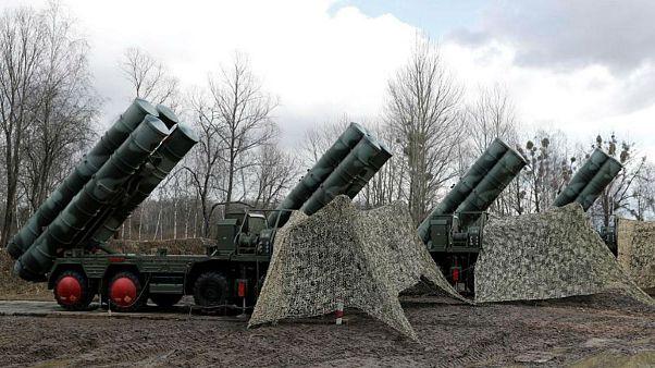 روسیه تحویل سامانه اس ۴۰۰ به ترکیه را از ژوئیه آغاز میکند
