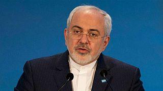 ظریف: اگر آمریکا میخواهد وارد تنگه هرمز شود باید با سپاه صحبت کند