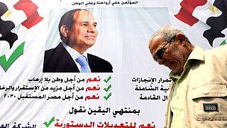 Az egyiptomi elnök 2030-ig uralkodhat