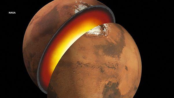 Le premier tremblement de Mars jamais enregistré