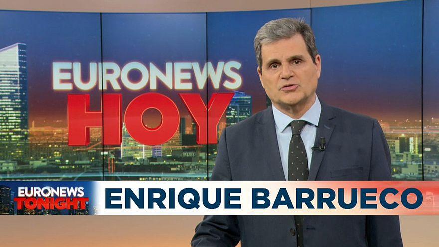 Euronews Hoy. Las claves informativas del día en 15 minutos