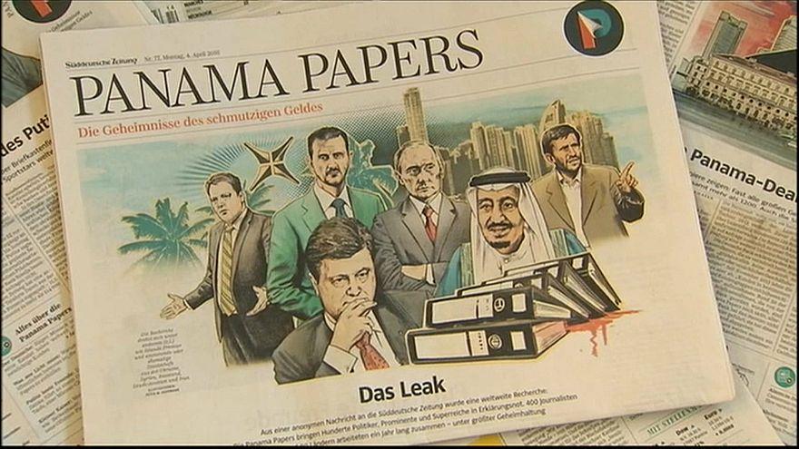 """Die Süddeutsche Zeitung war Teil des Recherchenetzwerks """"Panama Papers""""."""
