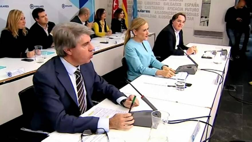 Ciudadanos ficha al expresidente de la Comunidad de Madrid Ángel Garrido
