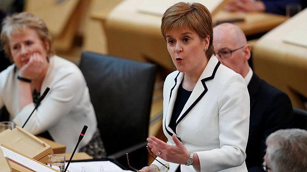 Új függetlenségi népszavazást írna ki a skót kormányfő