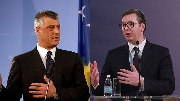 29 Nisan Sırbistan - Kosova liderler buluşması gerilimi azaltacak mı?