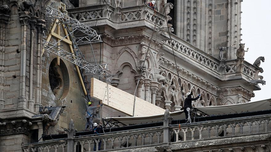 Notre-Dame : un projet de loi pour accélérer les travaux de rénovation