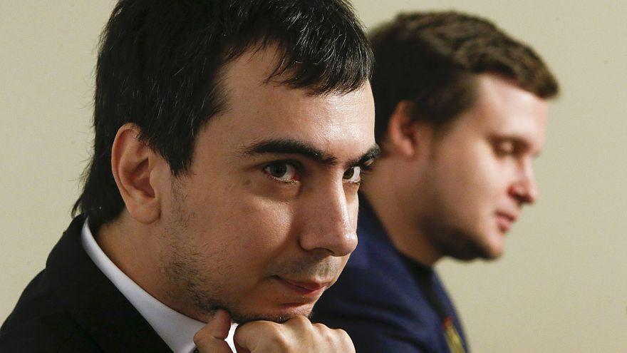 تلفن سرکاری دو جوان روس از جانب زلنسکی به ماکرون