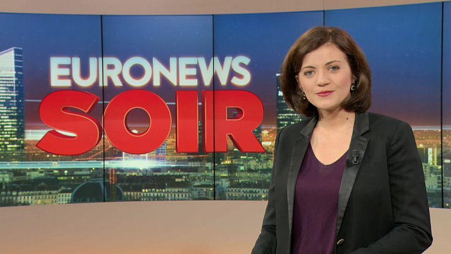 Euronews Soir : l'actualité du mercredi 24 avril