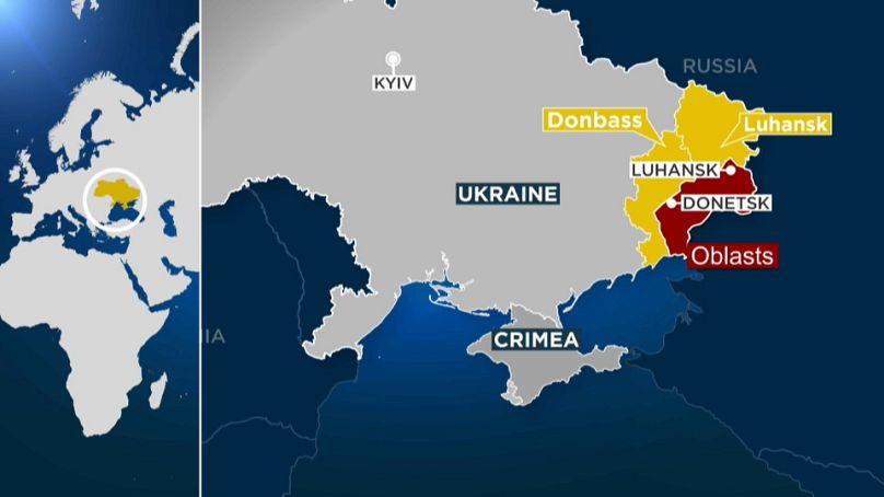 Selenskij fordert Verschärfung der Sanktionen gegen Russland