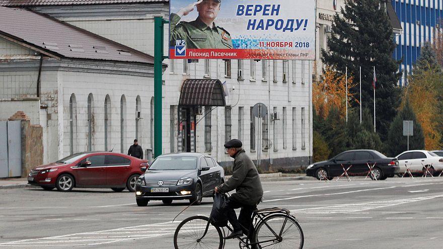 Bewohner der Ostukraine bekommen russischen Pass per Eilverfahren