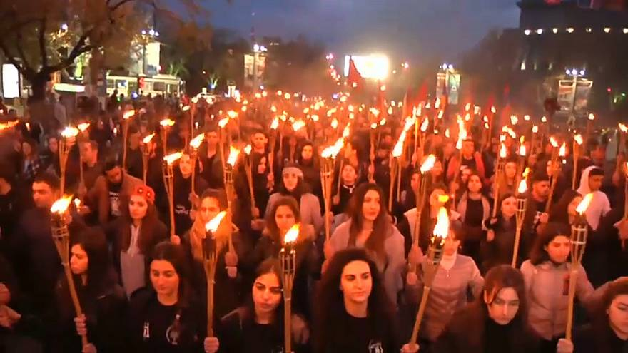 Армения, 24 апреля: никто не забыт