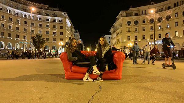 #EUroadtrip: 30η ημέρα - Στο Πανεπιστήμιο Μακεδονίας και την Πλατεία Αριστοτέλους