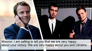 Scherzo telefonico a Macron: fake news o tentativo di destabilizzazione?