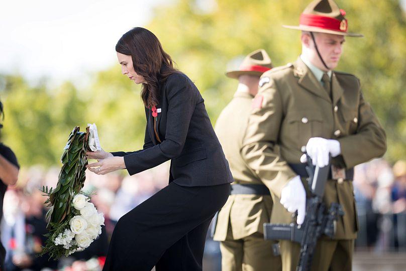Mark Tantrum/The New Zealand Government/Handout via REUTERS