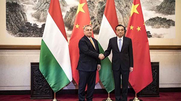 Orbán Viktor méltatta a Selyemutat