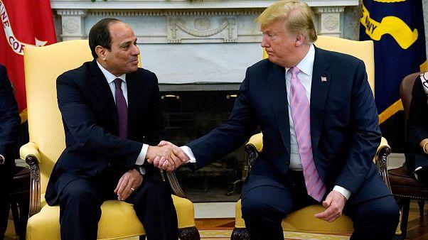 Beyaz Saray: Trump yönetimi Müslüman Kardeşler'i terör örgütü listesine almaya hazırlanıyor