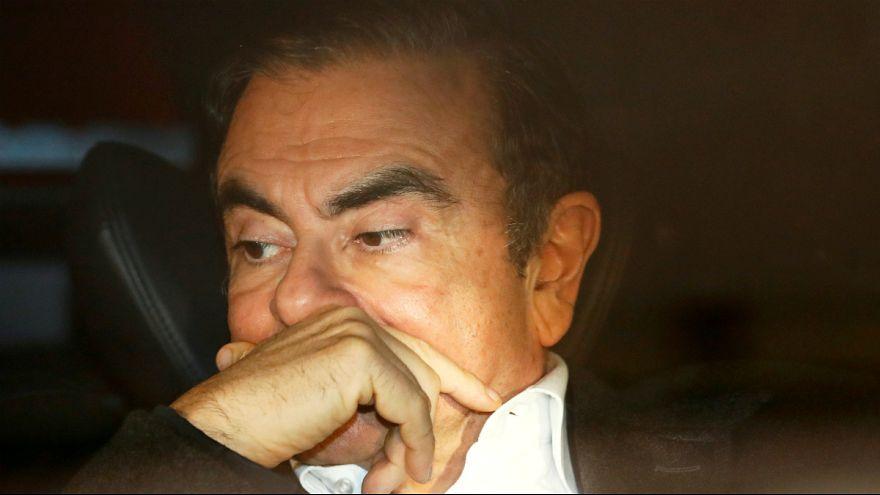 مدیر عامل سابق شرکت رنو - نیسان با حکم دادگاه توکیو از زندان آزاد می شود