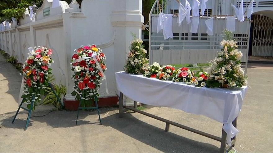 Máxima tensión en Sri Lanka