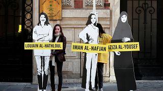 Suudi kız kardeşlerden Google ve Apple'a çağrı: İnsanlık dışı uygulamayı kaldırın