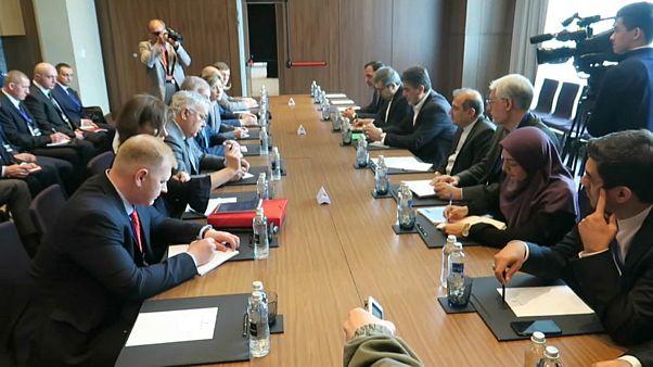 مذاکرات صلح سوریه در قزاقستان