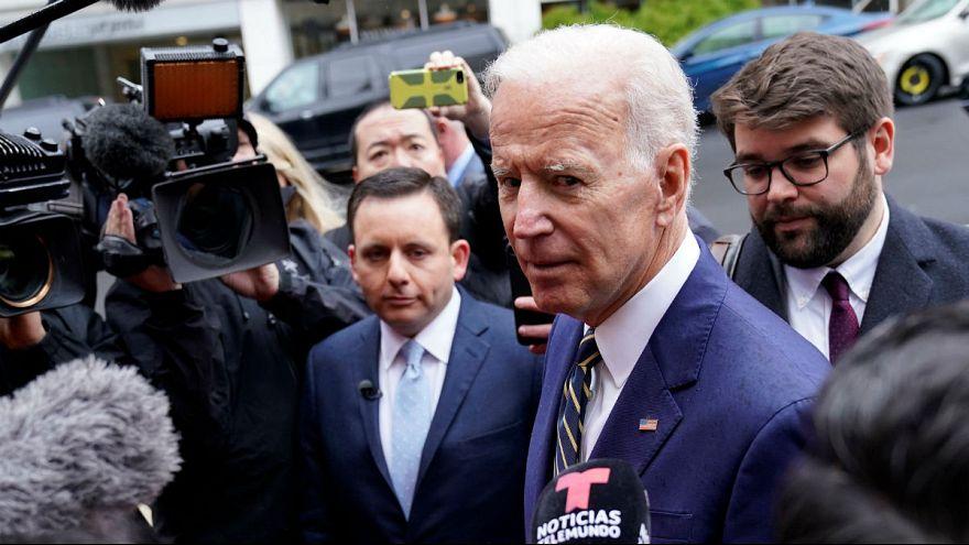 اعلام نامزدی جو بایدن برای انتخابات ریاست جمهوری سال ۲۰۲۰ آمریکا