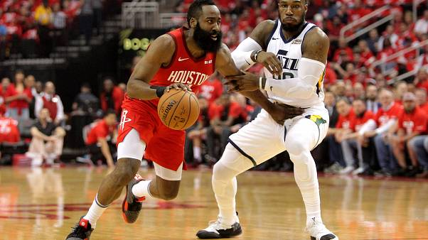 """""""Хьюстон"""" вышел в полуфинал Западной конференции НБА"""