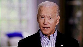 Joe Biden candidata-se às presidenciais dos EUA