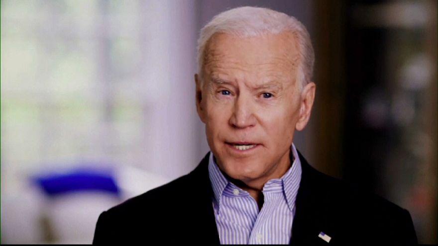 Joe Biden anuncia su candidatura a las elecciones de 2020