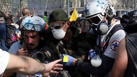 Sarı Yelekliler eylemlerinde yaralanan göstericiler hastanelerde fişleniyor mu?