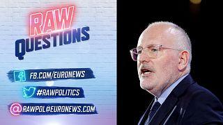 """Commissione Ue, I CANDIDATI - L'Europa secondo Timmermans: """"La diversità è la nostra forza"""""""