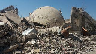 """""""ABD liderliğindeki koalisyon, Rakka'da 2017'de IŞİD ile mücadele ederken 1600 sivil öldürdü"""""""