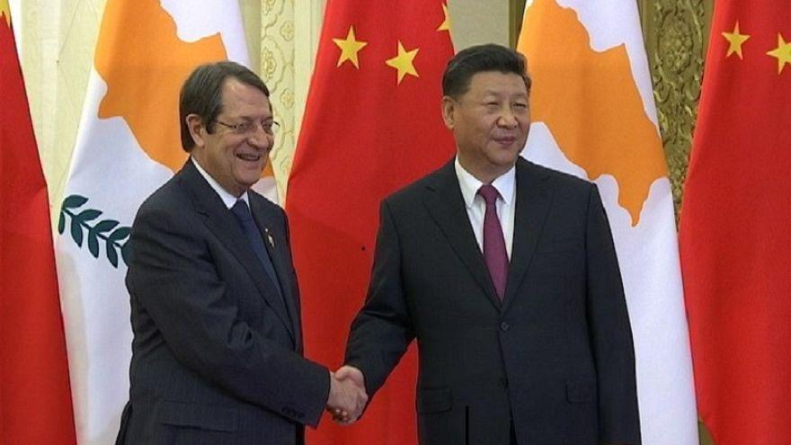 Κίνα: Διμερείς επαφές Αναστασιάδη - Μ. Παρασκευή οι συναντήσεις Τσίπρα