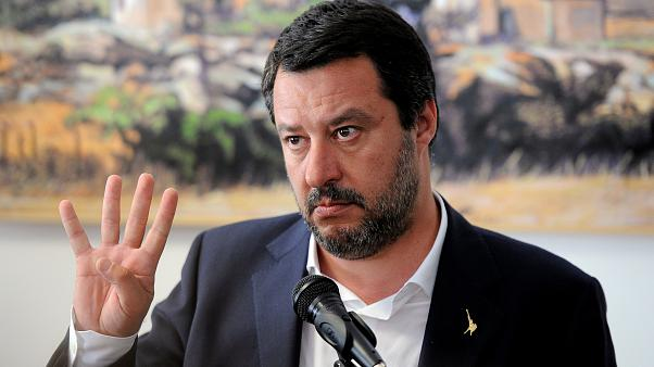 What is behind Salvini's refusal to celebrate Italy's Liberation day?