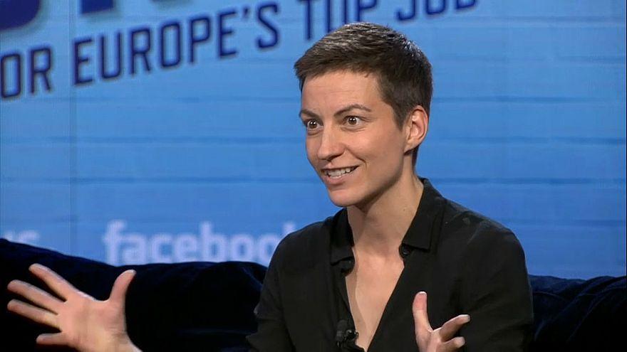 Entretien avec Ska Keller, candidate à la présidence de la Commission européenne