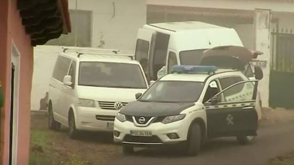 Police in Tenerife investigate the apparent murder of a woman and her son