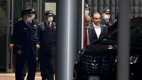 Ismét szabadlábra helyezték Carlos Ghosnt, a volt Nissan-vezért