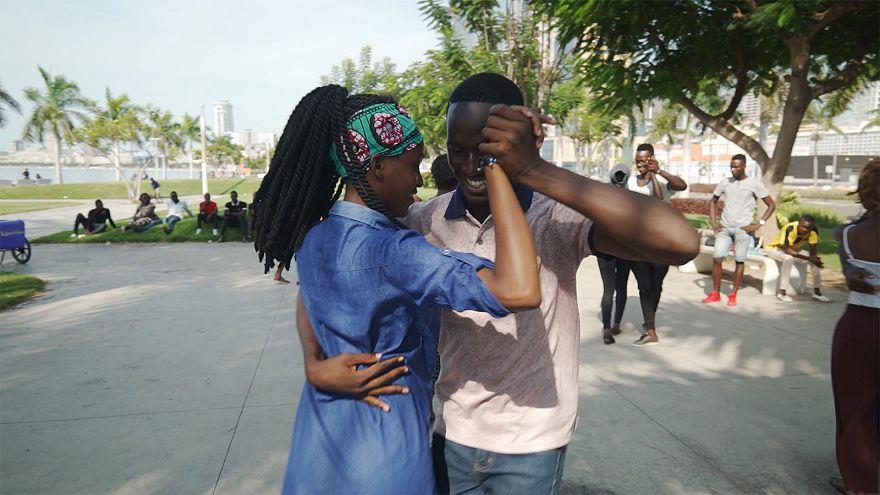 """La kizomba, """"la poésie dansée"""" de l'Angola"""