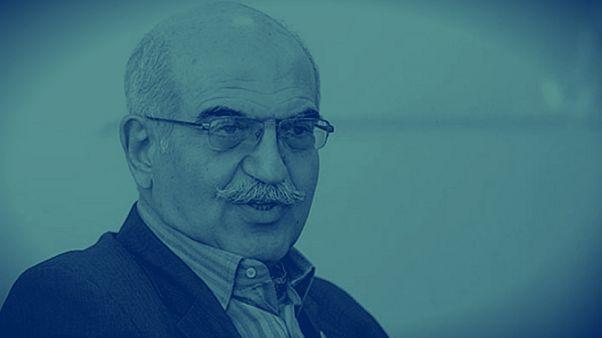 وداع با بهمن کشاورز از مقابل دفتر کانون وکلا