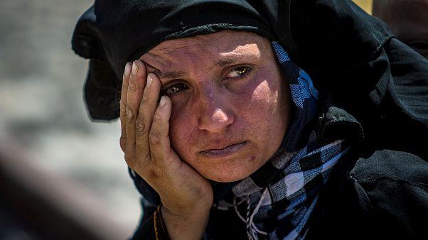 الجثث في شرق حلب تشهد على مدى صعوبة التعافي من الحرب في سوريا
