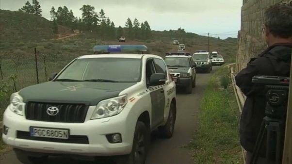 Un double meurtre émeut l'île de Tenerife