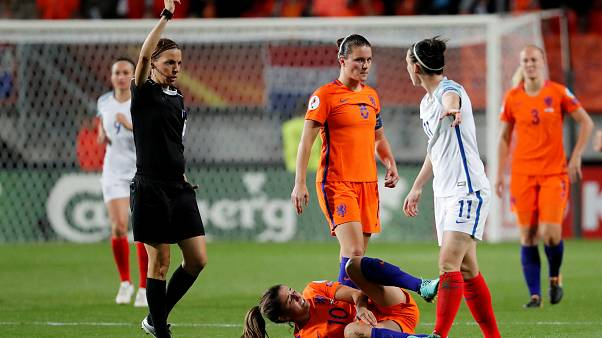 FILE PHOTO: Soccer Football - England v Netherlands - Women's Euro 2017