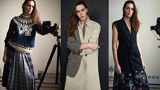 Meet the designer at the cutting edge of sustainable fashion