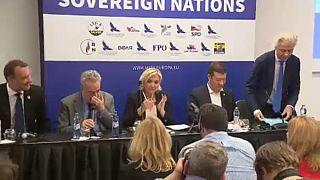 Συνάντηση της ακροδεξιάς στην Πράγα