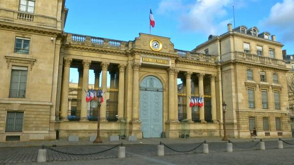 مقر الجمعية الوطنية الفرنسية