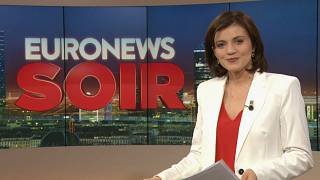 Euronews Soir : l'actualité du jeudi 25 avril