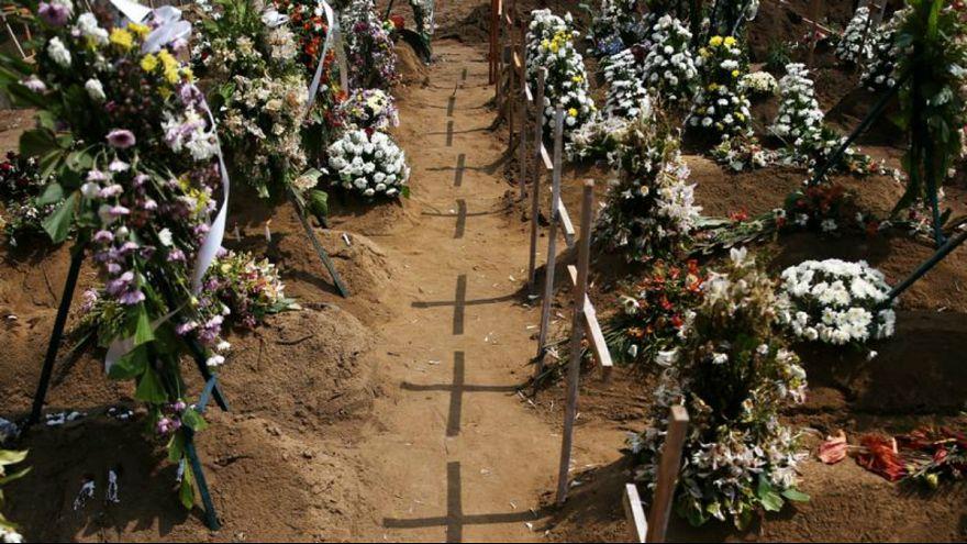 شمار قربانیان حملات خونین سریلانکا ۱۰۰ نفر کاهش یافت
