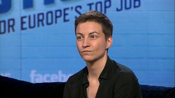 EU cannot accept migrants drowning in Mediterranean, Ska Keller tells Euronews