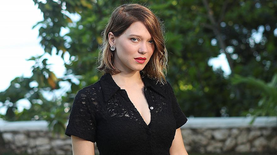 Léa Seydoux, nouvelle James Bond Girl