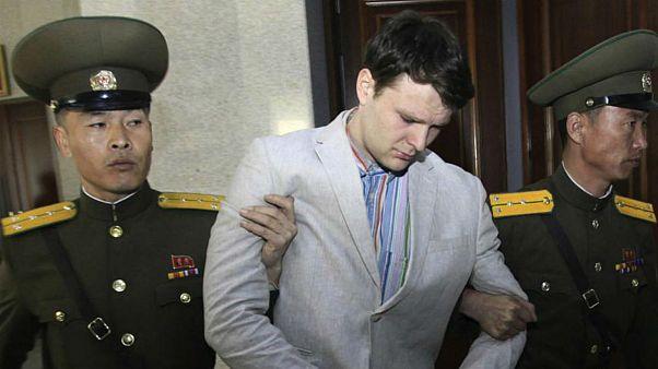 صورتحساب ۲ میلیون دلاری کره شمالی برای زندانی آمریکایی؛ ترامپ تکذیب کرد