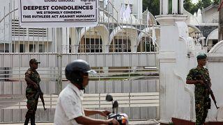 استقالة قائد شرطة سريلانكا على خلفية هجمات عيد الفصح